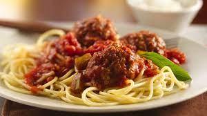 Spaghetti and Meatballs Dinner Fundraiser